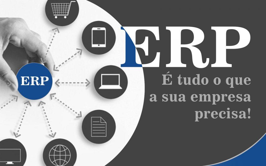 Você sabe qual a importância de um ERP para seu negócio?